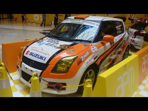 Suzuki Swift Sport Cup Race Car Youtube
