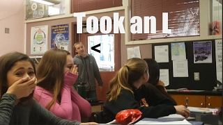 Kid sings to crush in front of whole class and gets rejected *CRINGE*