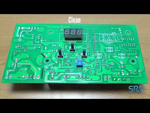 How to Clean a Circuit Board (PCB) with an Ultrasonic Cleaner