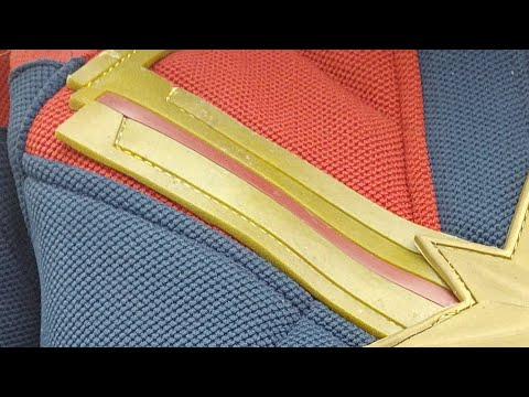 [REVIEW] Captain Marvel from White Sheep Leather