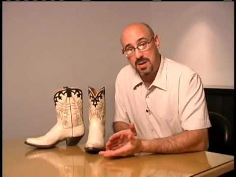 Behind the Scenes (Artifact Spotlight) - Hank Williams' Boots