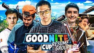Lebouseuh bat Kinstaar et les autres pros en Edit ? Goodnite Cup 20 000€ de cashprize - Groupe B