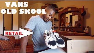 New Vlog New Vans Old Skool Checkerboard Pickup
