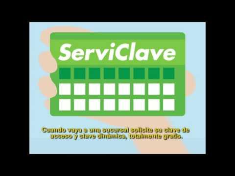 ¿Cómo uso la Servi Clave?