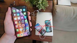 Перехожу на iPhone XS Max, Android пока пока
