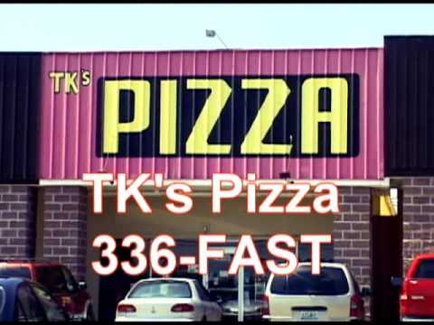 Tk's Pizza new commercial!