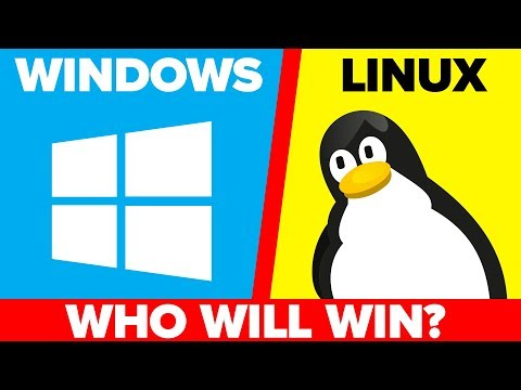 Is Linux Finally Beating Windows? (Microsoft Windows Vs Linux OS Battle)