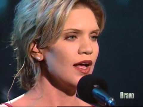 Alison Krauss and Natalie MacMaster - Get Me Through December - Live