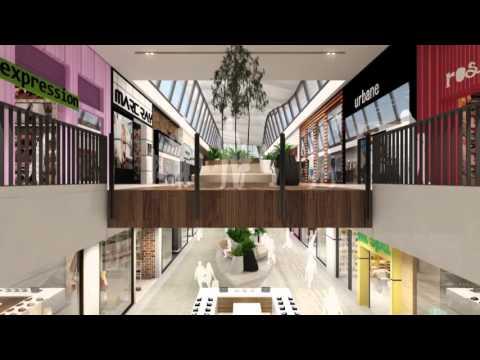 The New Westfield Warringah Mall