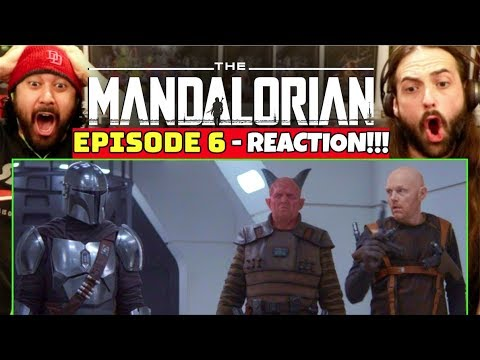 "THE MANDALORIAN | ""Chapter Six: The Prisoner"" - REACTION!!!"