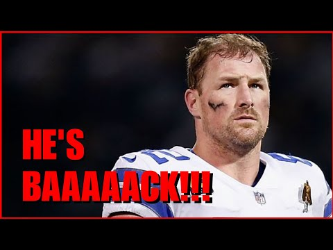 8c090cc06ba BREAKING NEWS: Jason Witten Is BACK In Big D... TE Comes Out Of Retirement  After Leaving ESPN!!! My Cowboys Family