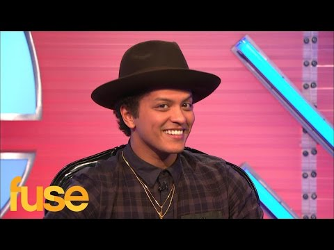 Bruno Mars' Hilarious Interview Outtakes | Say What?