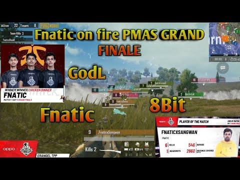 #Fnatic First Match Win By Fnatic Amazing Moment