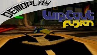 Demoplay: Wipeout Fusion