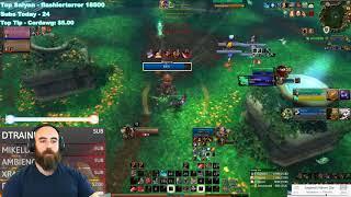2450+ Arms Warrior / Holy Paladin 2v2 Arena w/ Hamsti - WoW BFA 8.3 Season 4 PvP