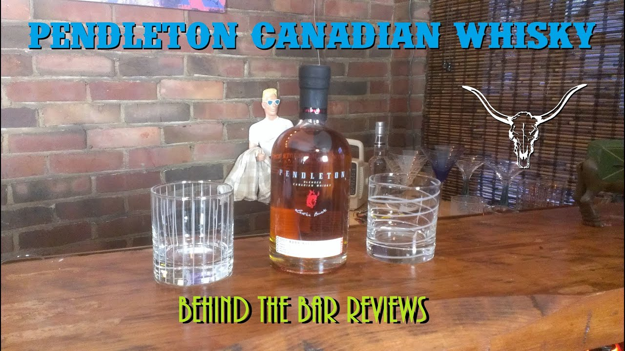Pendleton Canadian Whisky Review - YouTube