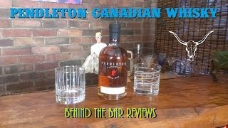 Pendleton Canadian Whisky Review