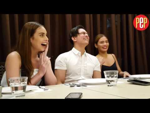 Lovi Poe, Max Collins reveal different side of Tom Rodriguez