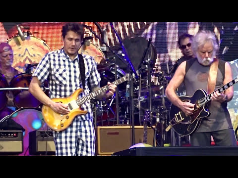 "Dead & Co. ""Help On The Way/ Slipknot!/ Franklin's Tower"" Fenway Park, Boston MA 7/15/16"