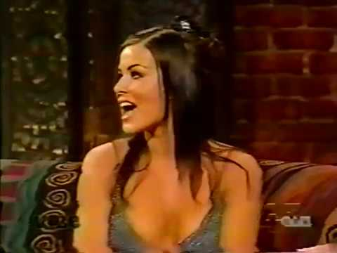 Carmen Electra on Sinbad w/ B-Real