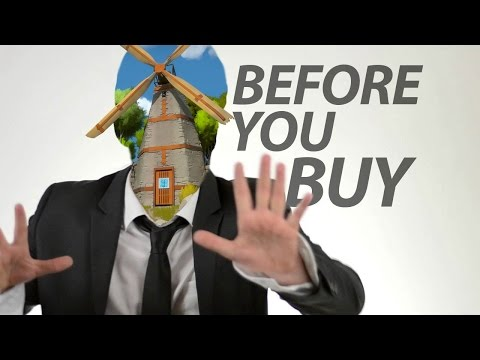 The Witness - Before You Buy