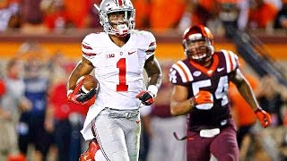 "Braxton Miller 2015 Highlights |||""Rebirth""
