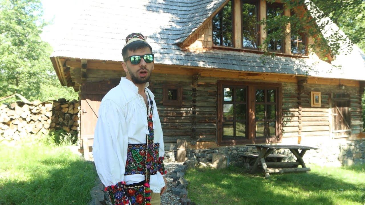 M-am îndrăgostit de o casă țărănească din Maramureș - MIRCEA BRAVO