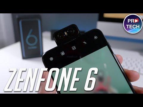 Flip-камера - удобно ли? Обзор и опыт использования Asus ZenFone 6