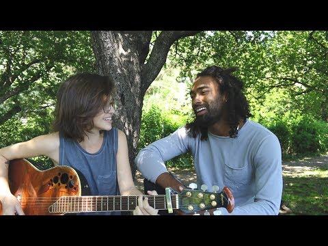 Mashup cover Ariel & Drew Vision: Can't Help Falling in Love - Ed Sheeran