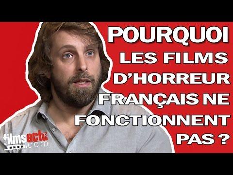 Pourquoi les films d'horreur français ne fonctionnent pas ?