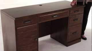 Update Teenage Furniture With This Smart, Spacious Desk | Pbteen
