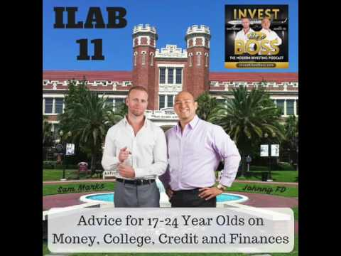 ILAB 11 - Advice for 17-24 Year Olds on Money, College, Credit and Finances