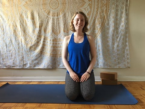 Thanksgiving Gentle Home Yoga Practice