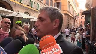 """Riunione M5S, Airola: """"La Lega? Dovrebbe cantare in ginocchio da te..."""""""