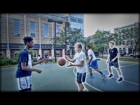 Download Youtube: White Kids VS. The Hood in Basketball!