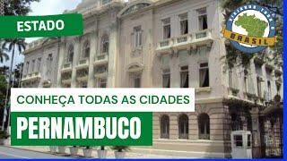 Viajando Todo o Brasil - PERNAMBUCO