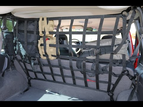 Keep Your Family Safe With A Raingler Cargo Divider Youtube