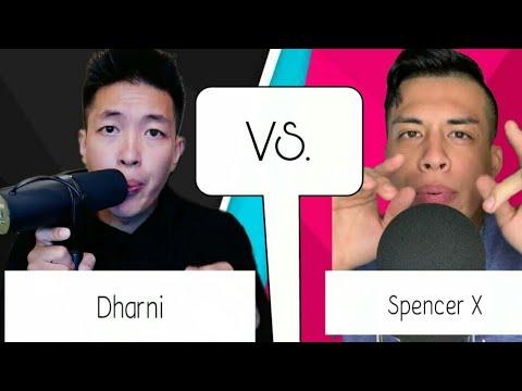Spencer X Vs. Dharni