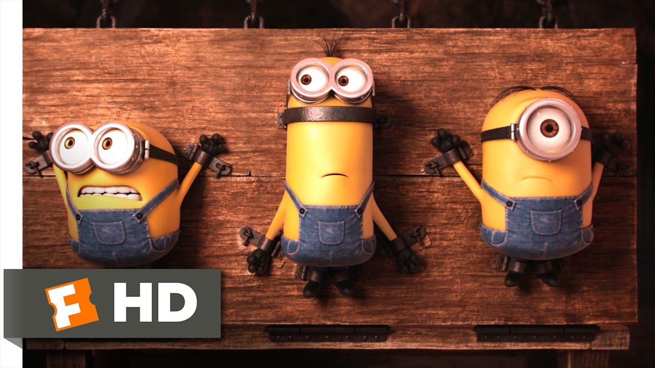 Download Minions (7/10) Movie CLIP - This is Torture (2015) HD