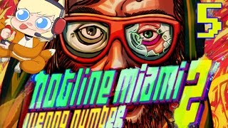 HOTLINE MIAMI 2: WRONG NUMBER Part 5