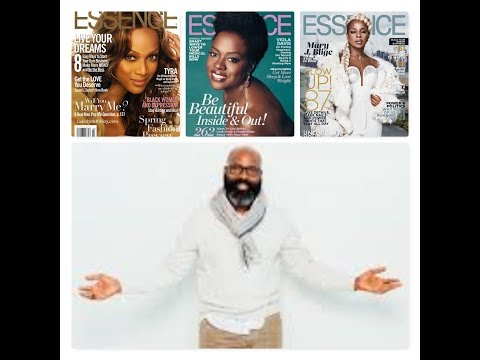 Former Shea Moisture Owner, Richelieu Dennis, Acquires Essence Magazine Making It Black Owned Again!