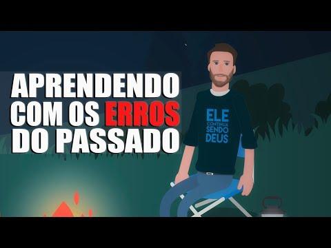 APRENDENDO COM OS ERROS DO PASSADO | ANIMA GOSPEL