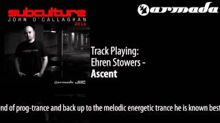 Ehren Stowers - Ascent [Subculture 2010 Album Previews]