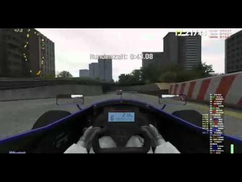 CityLiga 15 Round 1 Race 1 of 2 - on board (full)