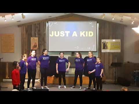 """""""Just a kid"""" Kingdom kids North bay"""