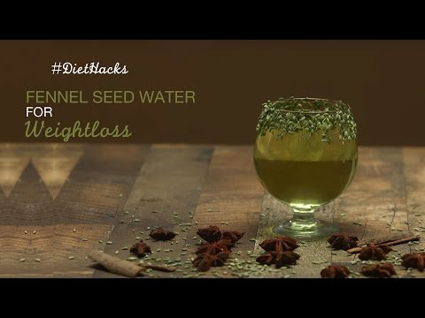 how-to-lose-weight-with-fennel-seed-water---weight-loss-diet-hacks---glamrs