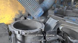 Heavy truck Brake linings Production Process