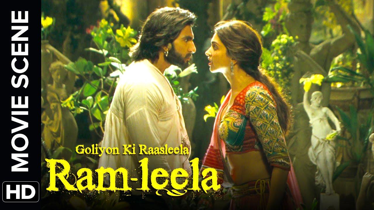 the million dollar plan ram leela movie scene youtube
