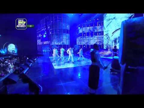 2012 MelOn Music Awards: INFINITE인피니트