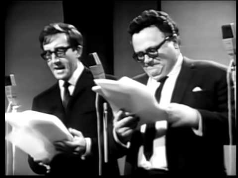Secombe & Friends - ARTV 1966 Goon Reunion -  Fully Restored